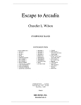 Escape to Arcadia